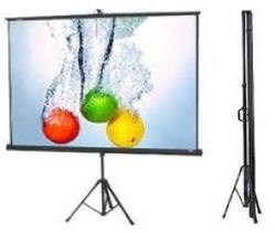 SUMO Motorised Projector Screen Size